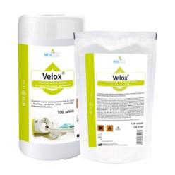 VELOX - chusteczki do dezynfekcji 100szt