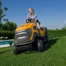 traktory ogrodowe